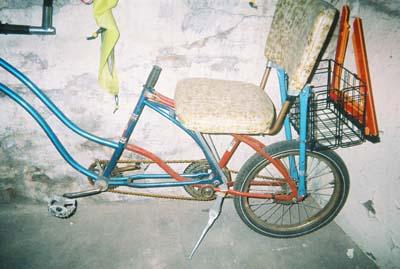 gazelle urban street rider